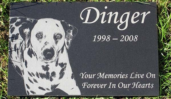 Pet Grave Markers Pet Granite Headstones Dog Grave Markers